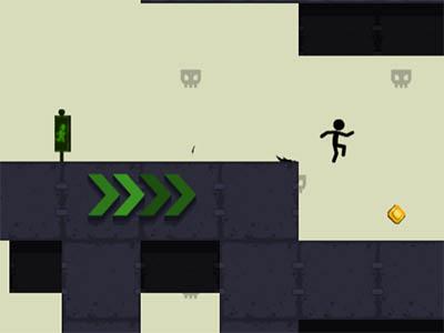 Stickman Boost 2 online hra
