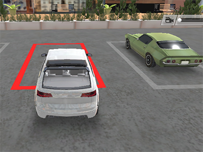 Real Car Parking 3D online game