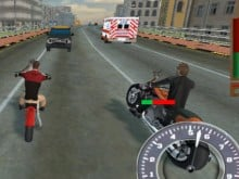 Bike Riders 3: Road Rage online game