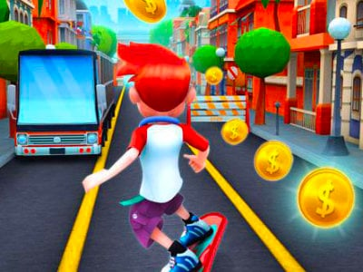 Subway Surf online hra