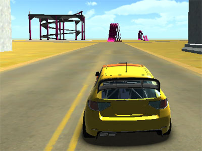 Extreme Car Stunts 3D online game