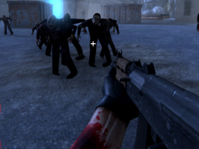 Zombie Threat online game
