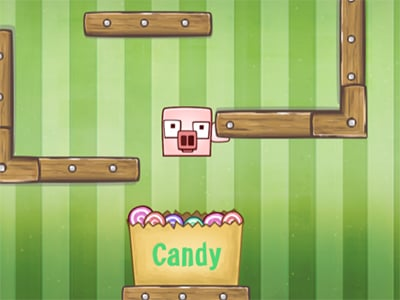 Candy Pig online hra