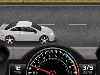 Drag Racing online game