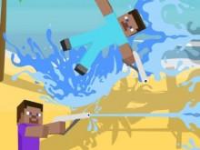 Waterguns.io online hra