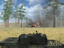 Tanks Battleground online hra