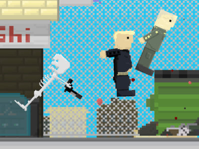 Getaway Shootout online game