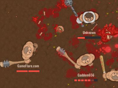 BrutalMania.io online hra