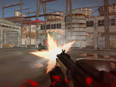 Soldiers 4 - Strike Back online game