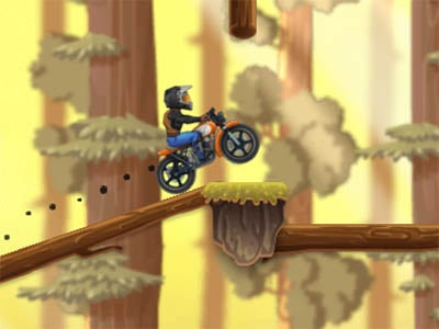 X-Trial Racing Mountain Adventure oнлайн-игра