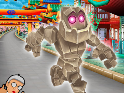 Angry Gran Run: Japan  online game