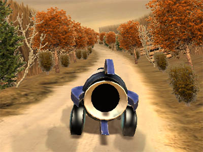 Rocket Car Rally online hra