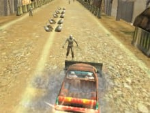 Bumper vs Zombies online game