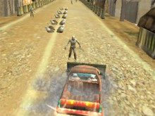 Bumper vs Zombies online hra
