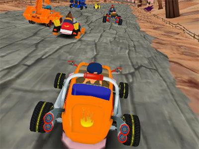 Go Kart Pro online hra