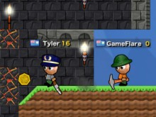 Diggerz.io online game