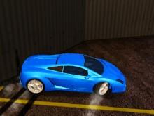 Lambo Drifter 3 online hra
