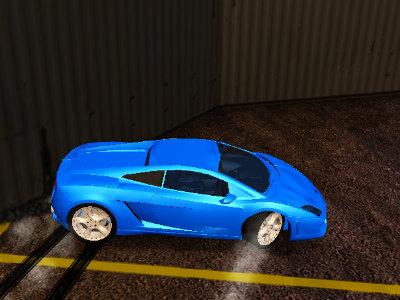 Lambo Drifter 3 online game