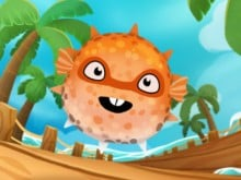 Super Puffer Fish online game