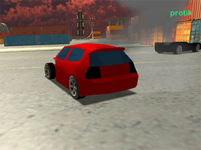 Stunt Simulator Multiplayer online game