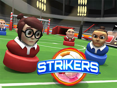 Strikers.io online hra