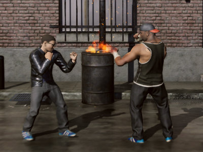 Raging Punch 3D online hra