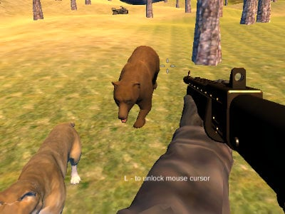 Super Hunting online game