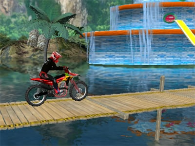 Ultimate Bike Stunt 2018 online game