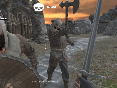 Vikings Aggression online hra
