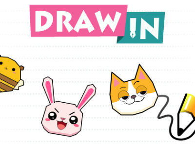Draw in online game
