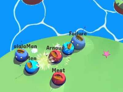 Bumper.io online game