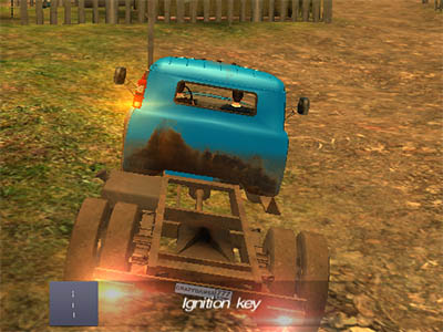 Russian Car Driver ZIL 130 online game