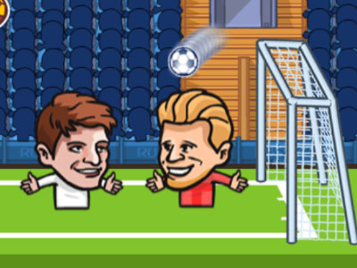 Bobblehead Soccer juego en línea