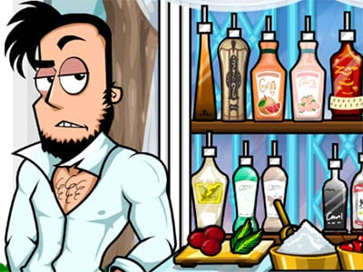 Bartender: The Wedding online game