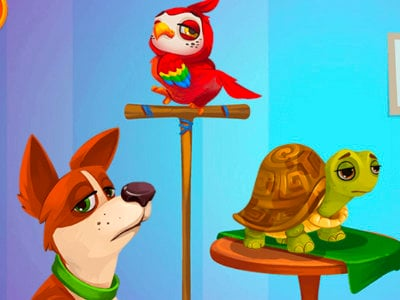My Pet Clinic online game