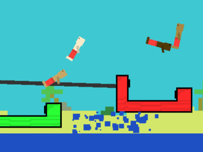 Tube Jumpers online game