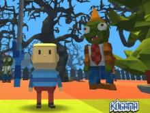 Kogama: PlantsVsZombie online game