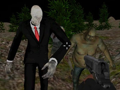 Shoot Your Nightmare: Halloween Special online game