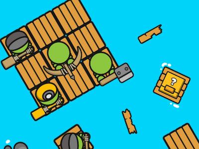 Raftz.online online game