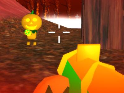 Pumking.io online hra