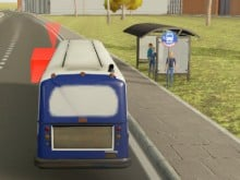 City Bus Simulator online hra