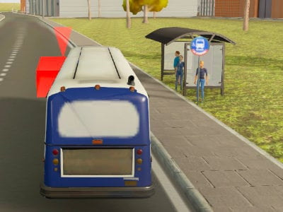 City Bus Simulator online game