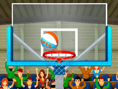 3D Basketball online game