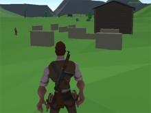 Battle Royale Survival online game