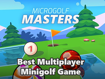 Microgolf Masters online game