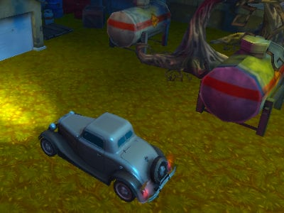 Parking Fury 3D: Bounty Hunter online hra