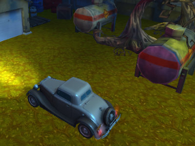 Parking Fury 3D: Bounty Hunter online game