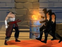 Samurai Fighter online game