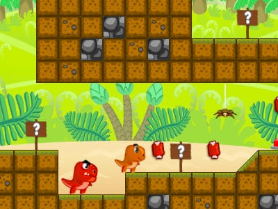 Dino Meat Hunt Remastered online game