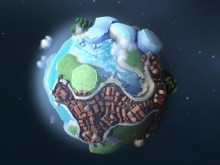 Planet online game
